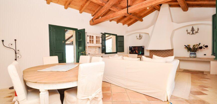Stazzo Style Villas For Sale San Pantaleo Sardinia Ref. Acqua
